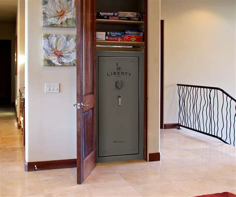 Safe In Closet by Liberty Safe Premium 20 20 Gun Safe For Sale