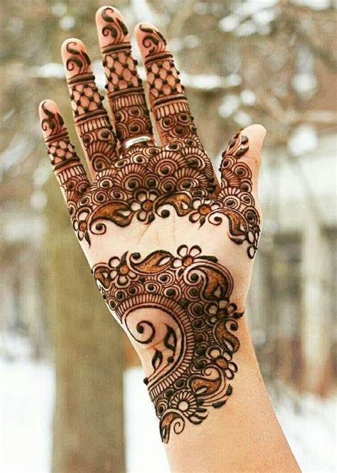 20 beautiful mehndi designs great inspire