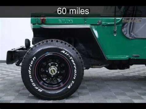 jeep willys  cars denvercolorado    youtube