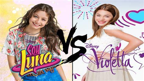 imagenes de soy luna vs violetta soy luna vs violetta youtube