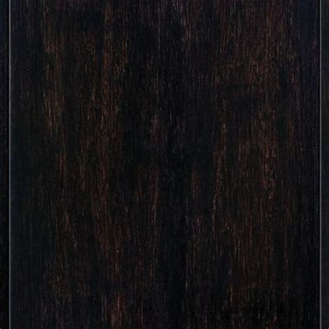 Home Legend Smooth Espresso 38 In. x 4 34 In. Strand Woven