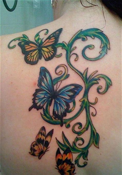 30 eye catching vine tattoo ideas
