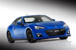 Subaru Brz St Subaru Previews New Sti Upgrades For The Brz