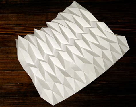 3d Paper Folding - mikey 3d paper folding