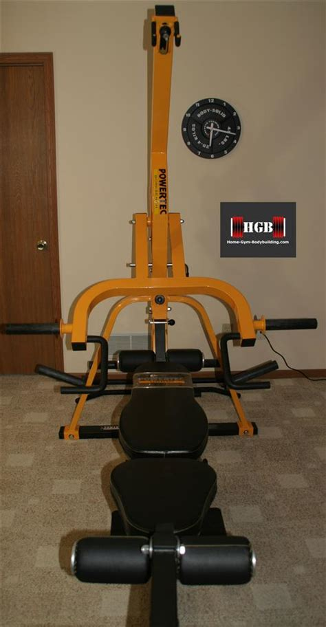 powertec bench review powertec workbench leverage gym wb ls review