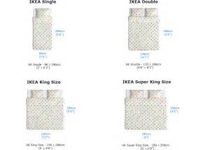 Bed Sizes Chart European 2016 Guide To Ikea 174 Mattress Sizes Different Vs