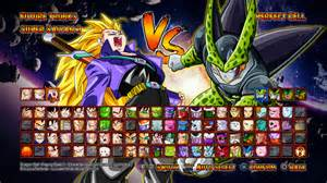 Dragon ball raging blast 3 character roster 4 by luciustembrak on