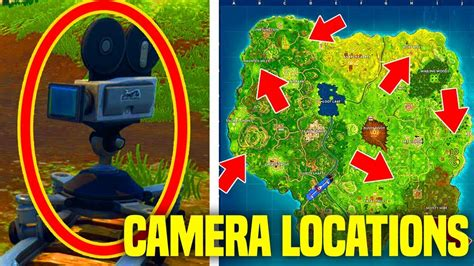 where fortnite cameras quot in front of seven different cameras quot fortnite