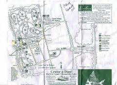 Sampson State Park Map by Sampson Map Map Of Sampson State Park Campground By