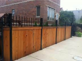 iron fence designs ideas for durable and stylish and give