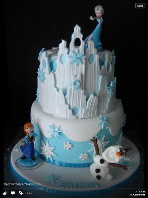 Freezer Cake frozen cake ideas inspirations frozen birthday birthday cakes and cake