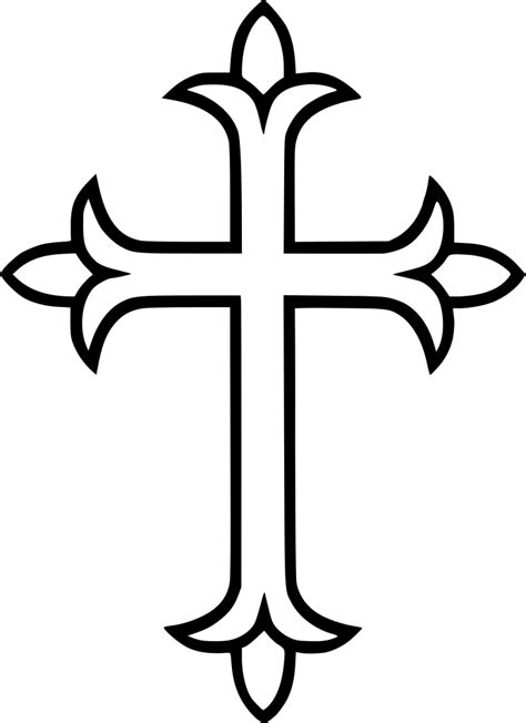 file western syriac cross svg wikimedia commons