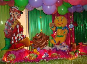 Candy Themed Bedroom candyland party ideas to create decorative party