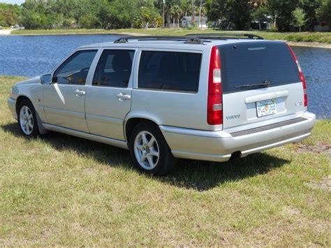 1999 volvo v70 wagon the wagon
