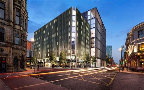 royal london house insurance place north west manchester hotel pipeline boosted after latest planning meeting