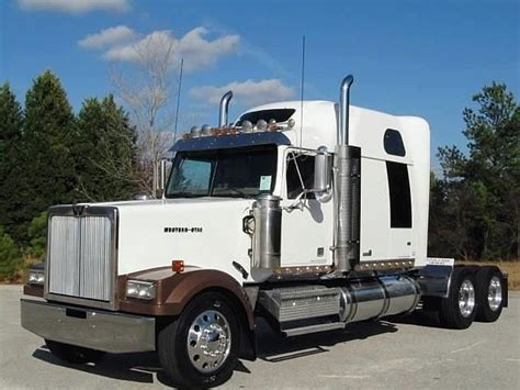 Big Sleeper Semi Trucks For Sale by Western Sleeper Trucks Http Www Nexttruckonline