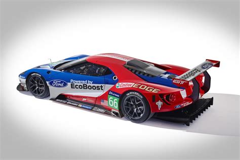 Race Car L ford returning to le mans in 2016 with gt supercar official