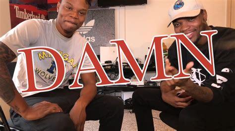 kendrick lamar damn review kendrick lamar damn album review part 1 youtube