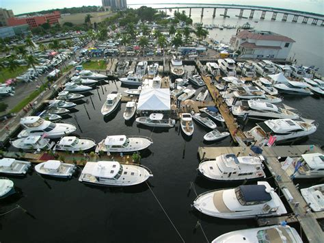 boat show fort myers fort myers boat show coastal angler the angler magazine