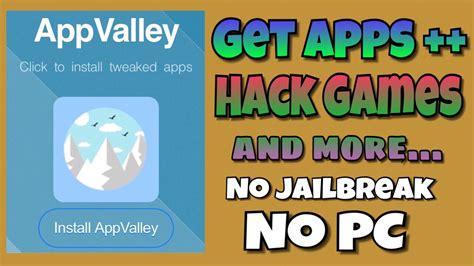 i mod game no jailbreak app valley download hack games apps moviebox pokemon