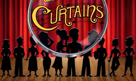 show people curtains curtains auditions branch county community theatre