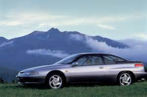 Subaru Auto Why The Subaru Svx Is A Proper 90s Car
