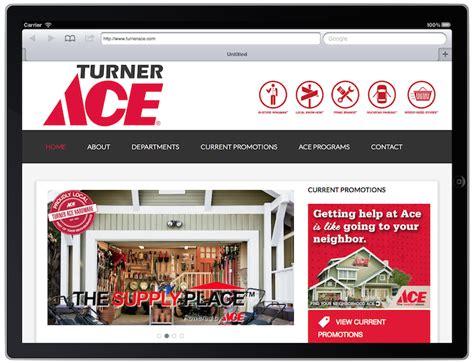 Ace Hardware Website | ace hardware website design njs marketing jacksonville fl