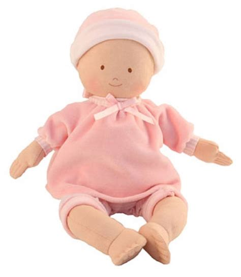 woman swings baby like a rag doll pink baby rag doll by two girls and a boy