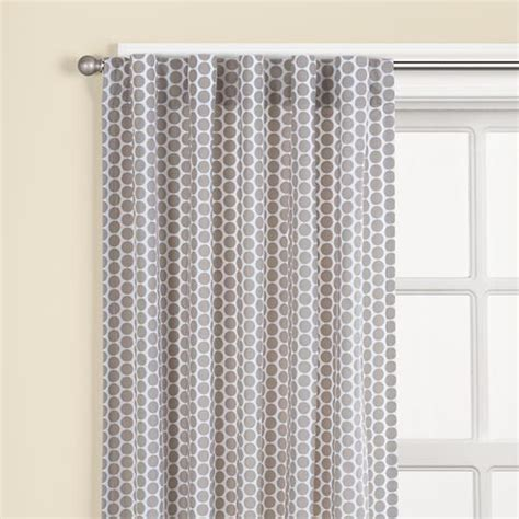 grey and white polka dot curtains kids curtains kids khaki dot curtain panels the land