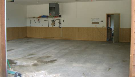 How To Remove Paint From A Garage Floor by Diy Garage Floor Tutorial How To Make Your Garage