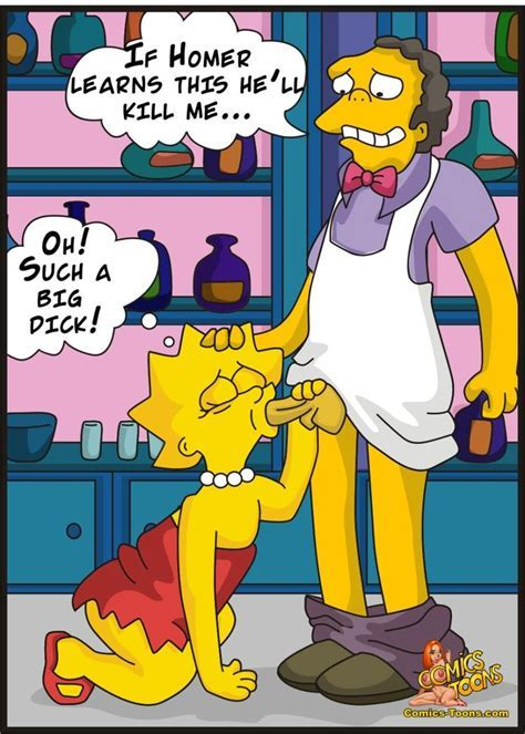 Simpsons In Springfield Having Sex The Simpsons Hentai Stories Toons Fantasy Huge Archive Of