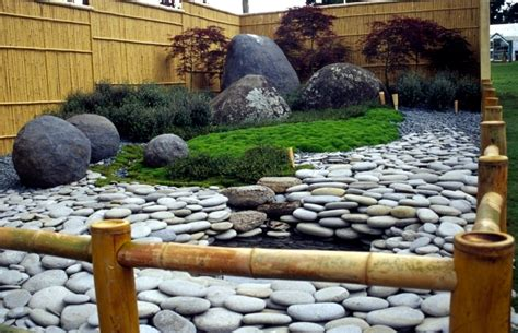 Idea For Kitchen Decorations landscaping with stone 21 ideas and use in garden