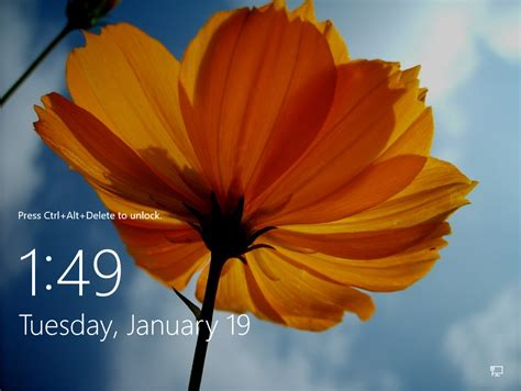 change default lock screen image  windows