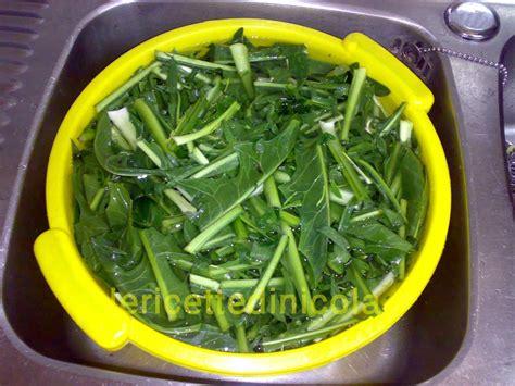 cucinare la verdura ricette contorni verdura le ricette di nicola
