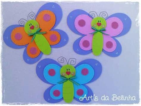 imagenes mariposas en foami mariposas foamy goma eva pinterest
