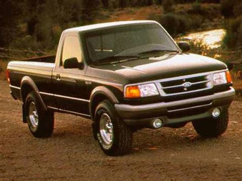 96 ford ranger 1996 ford ranger reviews specs and prices cars