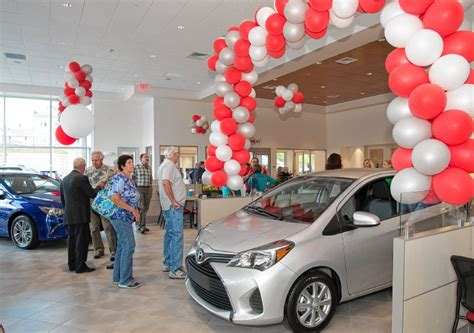 Toyota Of Greenfield Ford And Toyota Of Greenfield Holds Grand Opening Celebration