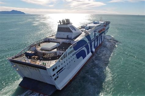 gnv la suprema nave majestic grandi navi veloci