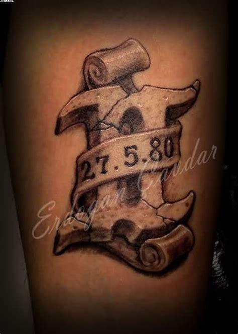 tattoo numbers 3d 25 roman numbers tattoos