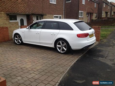 Audi A4 Avant Sale by 2010 Audi A4 Avant S Line Tdi For Sale In United Kingdom
