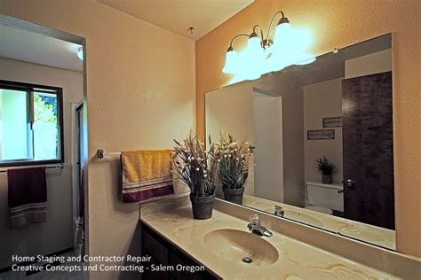Update Bathroom Lighting Updating Bathroom Vanity Lighting Tips For Home Sellers Home Staging Creative Concepts And