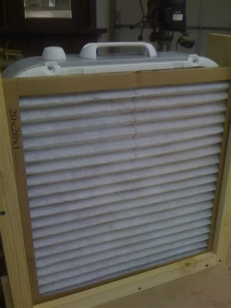 Woodshop Air Filtration How To Build A Amazing Diy