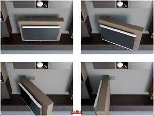 meuble tv pivotant free view dettaglio prodotto