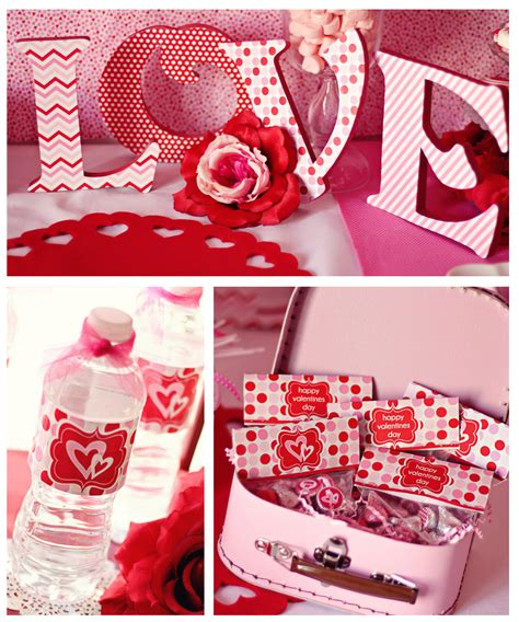 4 fun valentines day decor ideas family focus blog amanda s parties to go valentines party table ideas