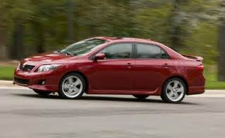 2009 Toyota Corolla Car And Driver