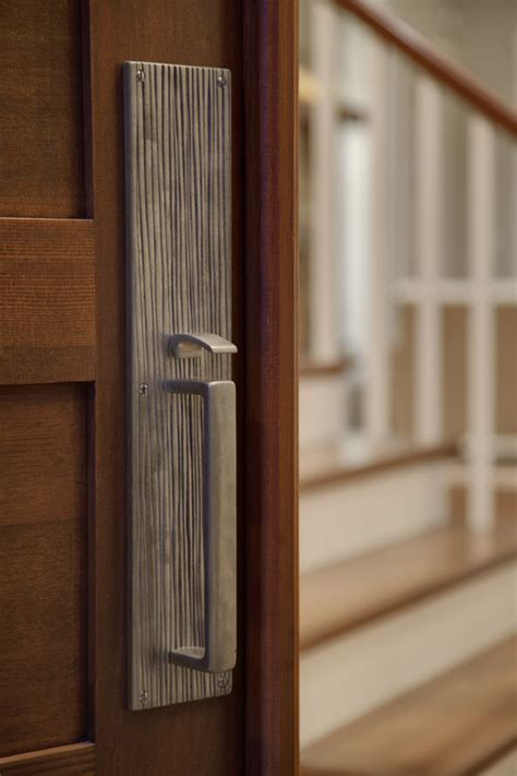 Contemporary Exterior Door Hardware My Space Knock Knock Who S There Cool Front Doors Hardware