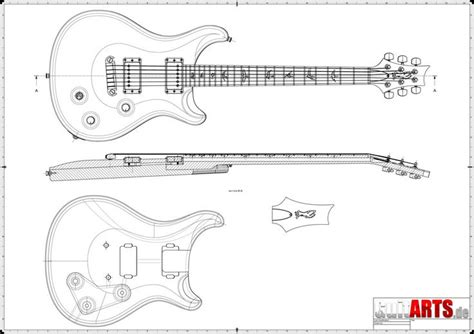 guitar building templates 179 best images about guitar plans on more