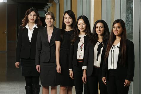 Ca Plus Mba by Schulich S Forte Fellows Encouraged As Future