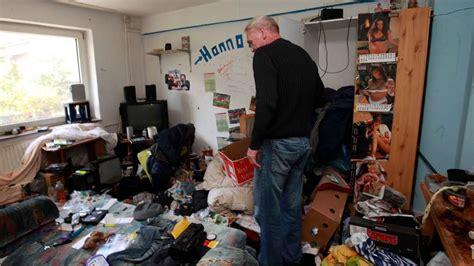 Wohnung Chaos by Zur 252 Ck Blieb Chaos Messie Verm 252 Llte Wohnung Und