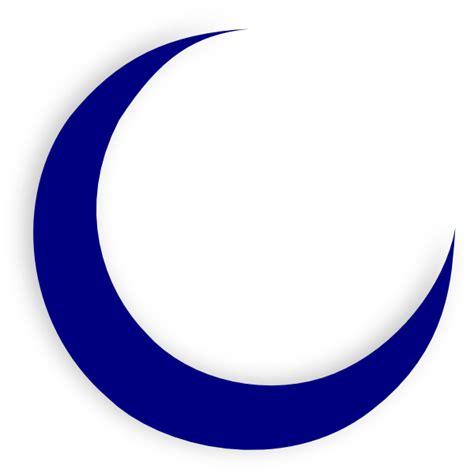 moon clipart crescent moon clip at clker vector clip